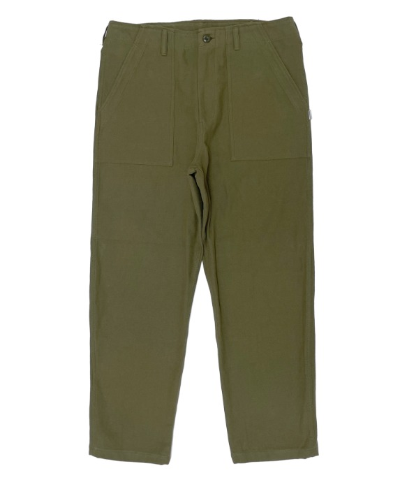 MILITARY FATIGUE PANTS (OLIVE)